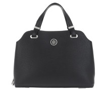 TH Core Satchel 2 Black Tote