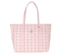 Shopper Toni Medium Visetos Powder Pink