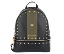 MD Backpack Black/Olive Rucksack