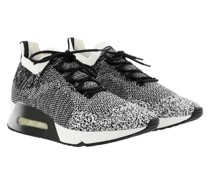 Sneakers Ashly Lace Up Sneaker Black/White