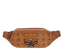 Gürteltasche Fursten Tribal Laurel Belt Bag Medium Cognac
