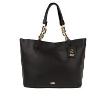 Tasche - K/Grainy Tote Bag Black
