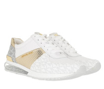 Sneakers Allie Extreme Optic White Pale Gold