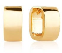 Ohrringe Matera Pianura Earrings 18K Gold Plated
