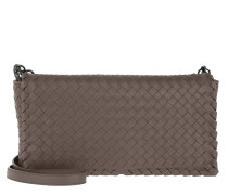 Intrecciato Umhängetasche Bag New Steel