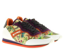 Sneakers - Floral Trainers Multicoloured