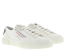 Sneakers Tennis Light Canvas White