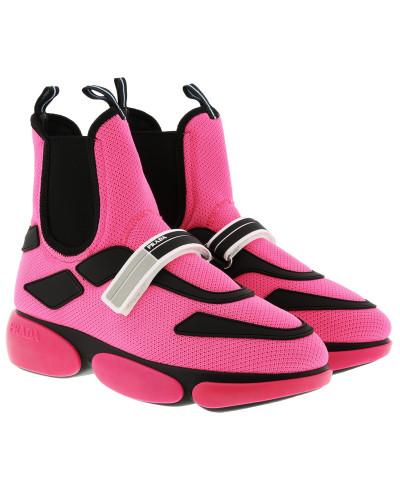 Sneakers Cloudbust High Top Sneakers Rosa Fluo pink