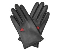 Handschuhe Hearts Gloves Black
