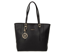 Isabeau Shopping Bag Black
