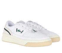 Sneakers Tennis Sneaker Shoes White/Dark Green