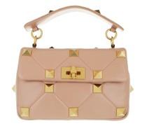 Crossbody Bags Roman Stud Medium Bag Leather Rose