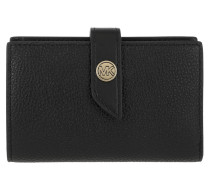 Portemonnaie Medium Tab Wallet Black