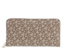 Portemonnaie Bryant New Zip Around Wallet Chino Caramel