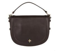 Tasche - Cowhide Crossbody Bag Brown