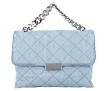 Stella Mc Cartney Tasche - Becket Crossbody Bag Denim - in blau - Umhängetasche für Damen