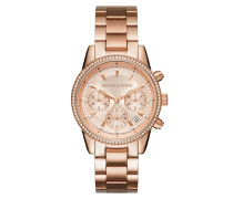 Ritz Watch Rosegold Armbanduhr
