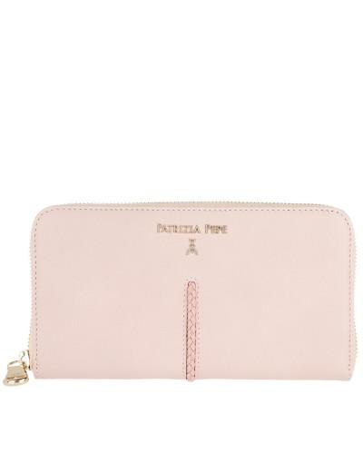 Kleinleder - Zip-Around Wallet Butterfly Rose - in rosa - Kleinleder für Damen