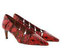 Pumps Pump Ayers Stam Coral Red
