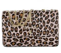 Tasche - Mini Leather Pouch Bag Rosie Animalier
