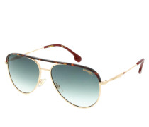 Sonnenbrille CARRERA 209/S Red Gold
