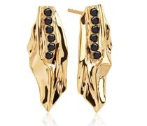 Ohrringe Vulcanello Earrings Yellow Gold