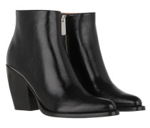 Boots Rylee Ankle Leather Black