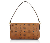 Tasche - Visetos Crossbody Bag Small Cognac