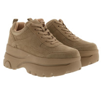 Sneakers Hansel Sneaker Tan Suede