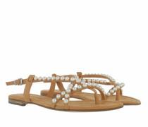 Sandalen & Sandaletten Elle Sandals Soft Nubuk