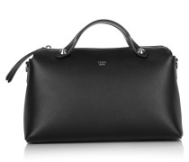 By The Way Bauletto Small Black Bowling Bags
