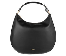 Aja Pacato Small Hobo Black Bag schwarz