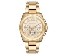 Armbanduhr - Ladies Brecken Chronograph Gold-Tone