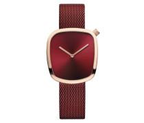 Uhr Watch Classic Women Rot