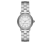 Riley 28MM Watch Silver Tote