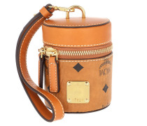 Umhängetasche Cylinder Visetos Mini Crossbody Bag Cognac