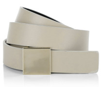 Kleinleder - Bell Belt Light Beige
