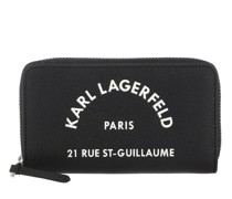 Portemonnaie Rue St Guillaume Medium Zip Wallet