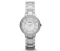 Uhr Watch Virginia ES3282 Silver
