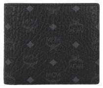Visetos Original Flap Wallet Two-Fold Small Black