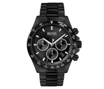 Uhr Chronograph Men Hero 1513754 Black