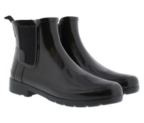Boots Women's Original Refined Chelsea Gloss Black