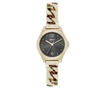 Armbanduhr - Parsons Semi Matte Watch Gold Black