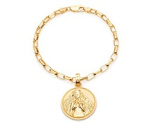 Armband Statement Virgo Zodiac Art Coin Bracelet S/M