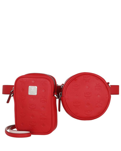 Gürteltasche Belt Bag Leather Viva Red
