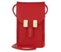 Umhängetasche Romy Phone Bag Poppy Red