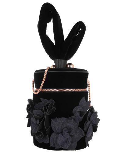 Umhängetasche Bonnie Jumbo Lilico Shoulder Bag Black & Midnight schwarz