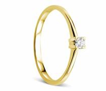 Ring 18ct with Diamond