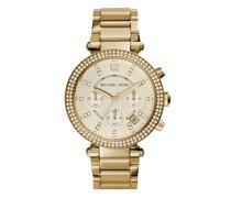 Uhr MK5354 Parker Watch|Medium Satchel