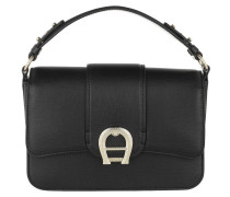 Satchel Bag Verona Handle Black
